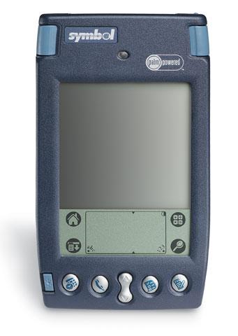 Motorola SPT1550 Hand Held Computer