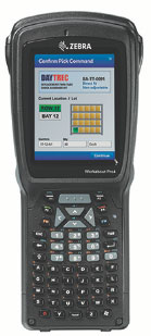 Motorola PSION Workabout Pro 4 Hand Held Computer