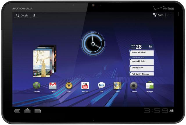 Motorola XOOM Tablet Computer