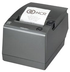 NCR RealPOS Two-Sided Receipt Printer Printer