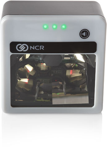 NCR RealPOS Single Window Scanner Scanner