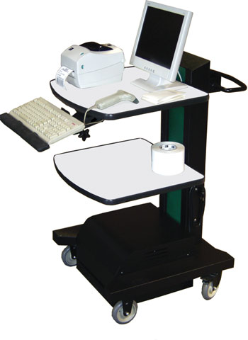 Newcastle Systems NB Series Mobile Cart