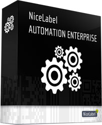 Niceware NiceLabel Automation Enterprise Bar code Software