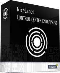 Niceware NiceLabel Control Center Enterprise Bar code Software