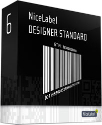 Niceware NiceLabel Designer Standard Bar code Software