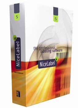 Niceware Pocket NiceLabel Bar code Software