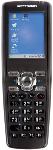 Opticon H 15 B Hand Held Computer