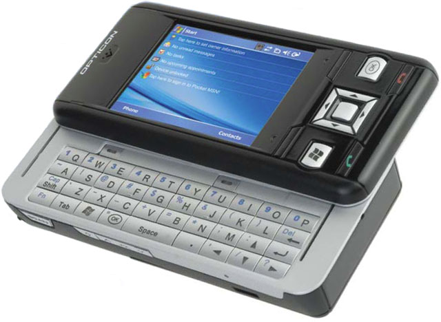 Opticon H16 Series: H16 A and H16 B Hand Held Computer