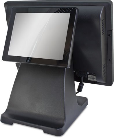 POS-X EVO Rear LCD Pole Display