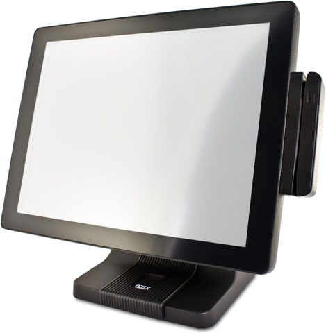 POS-X TP4 Tru-Flat POS Touch Computer