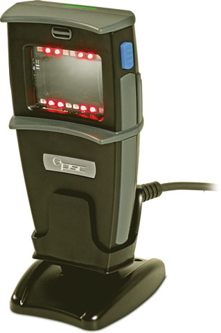 PSC Magellan 1400i Scanner