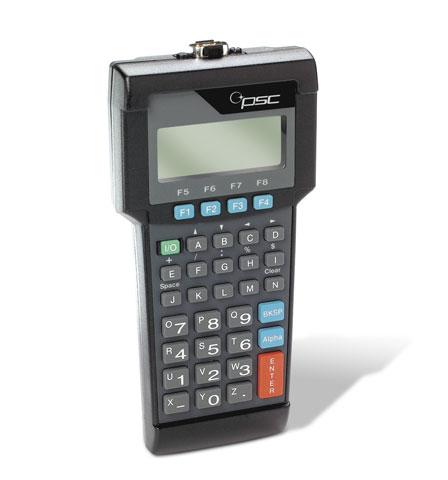 PSC PT2000 Hand Held Computer