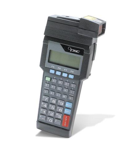 PSC Topgun Hand Held Computer