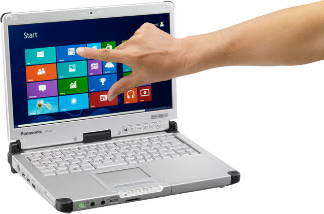Panasonic Toughbook CF-C2 Rugged Laptop