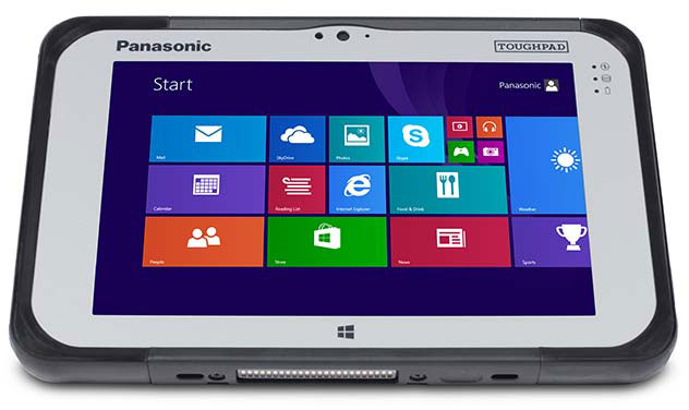 Panasonic Toughpad FZ-M1 Tablet Computer