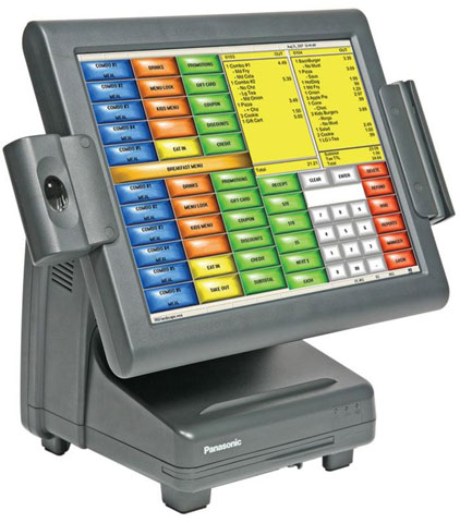 Panasonic Lite-Ray JS-925 POS Touch Computer