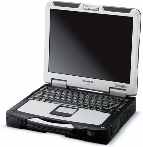 Panasonic Toughbook CF-31 Rugged Laptop