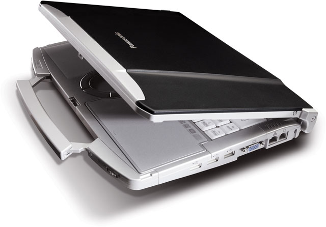 Panasonic Toughbook CF-F8 Rugged Laptop