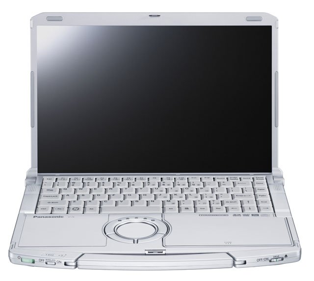 Panasonic Toughbook CF-F9 Rugged Laptop