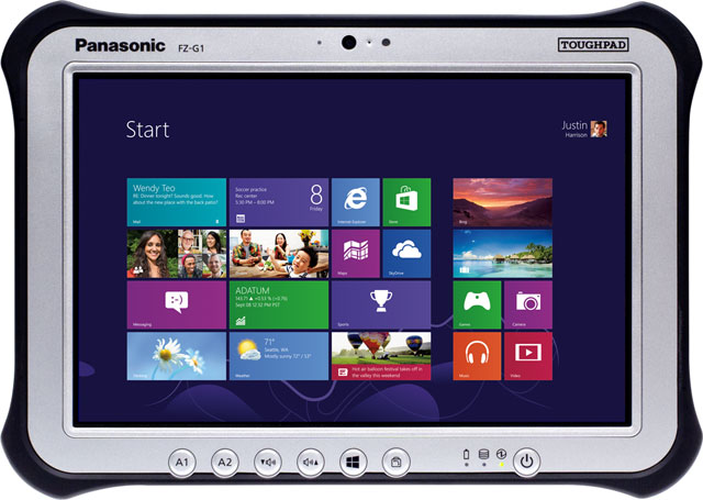 Panasonic ToughPad G1 Tablet Computer