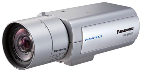Panasonic WVSP302 Security Camera