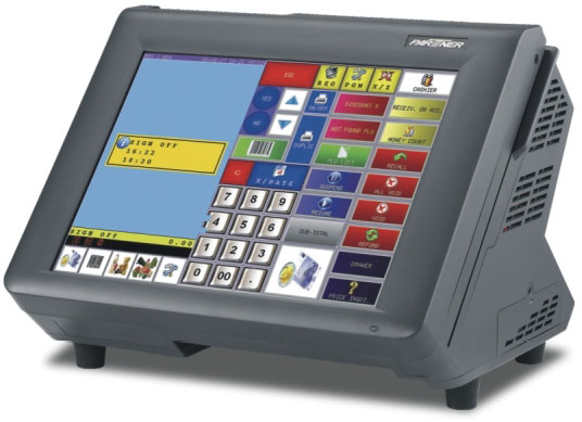 PartnerTech PT-6212E POS Touch Computer
