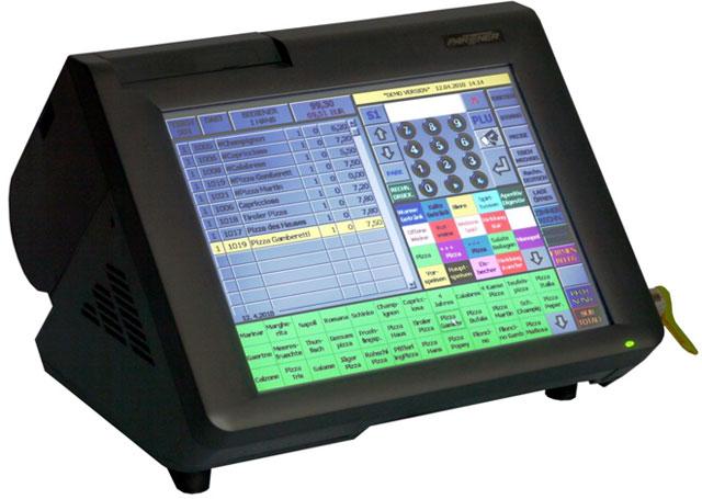 PartnerTech PT6212 POS Touch Computer