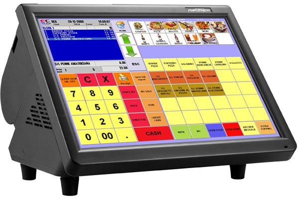 PartnerTech PT6215 POS Touch Computer