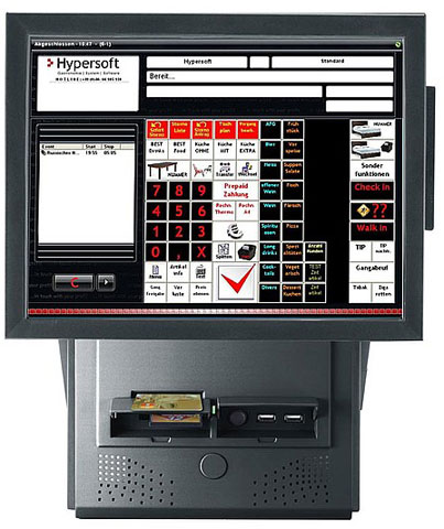 PartnerTech PT9950 POS Touch Computer