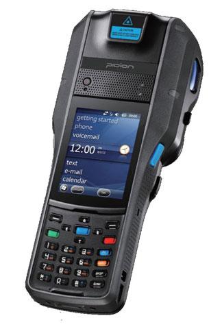 Pidion BIP-1530 Hand Held Computer