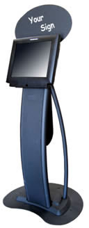Pioneer Stealth Kiosk POS Touch Computer