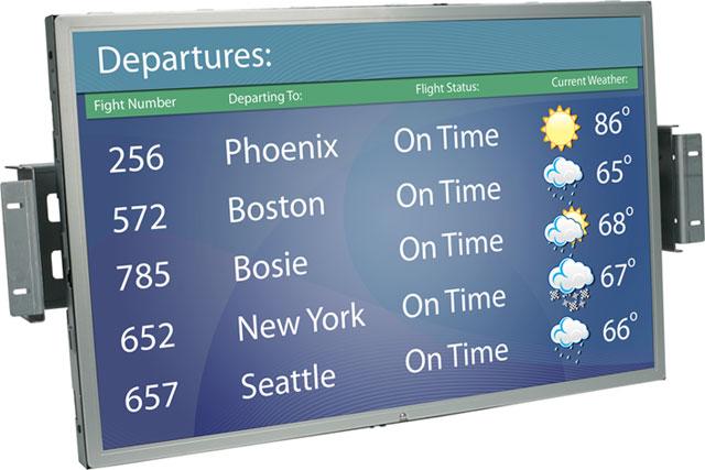 Planar LB 2650W Monitor