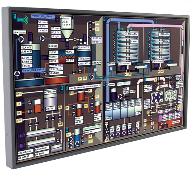 Planar M40L Monitor