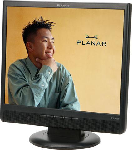 Planar PL 1700M Monitor