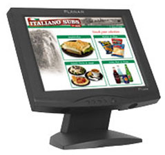 Planar PT 1501MU Touch screen Monitor