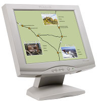 Planar PT 1510MX Touch screen Monitor