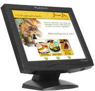 Planar PT 1701MU Touch screen Monitor