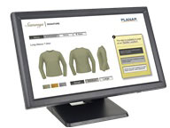 Planar PT 1945RW Touch screen Monitor