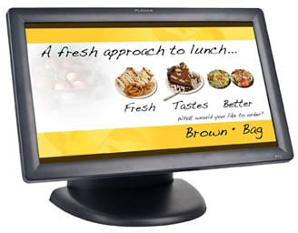 Planar PT 2275SW Touch screen Monitor