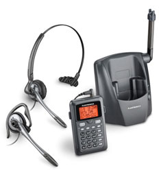 Plantronics CT14 Cordless Headset Telephone