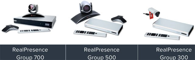 Polycom Real Presence Group Series Video Intercom