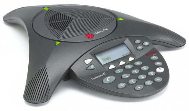 Polycom Sound Station 2 Telecommunications Products