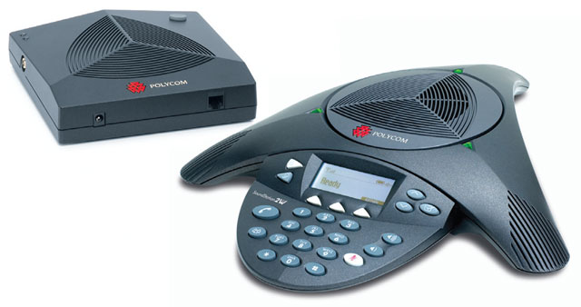 Polycom Sound Station 2W Telecommunications Products