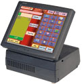Posiflex HT 4000 POS Touch Computer