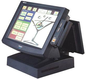 Posiflex JIVA7000 POS Touch Computer
