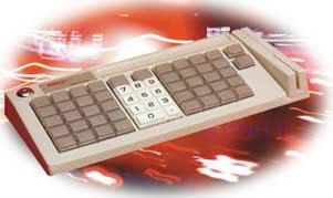 Posiflex KB2100 Keyboard