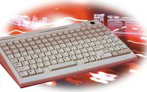 Posiflex KB3200 Keyboard