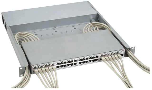 PowerDsine 6548 Power over Ethernet Midspan