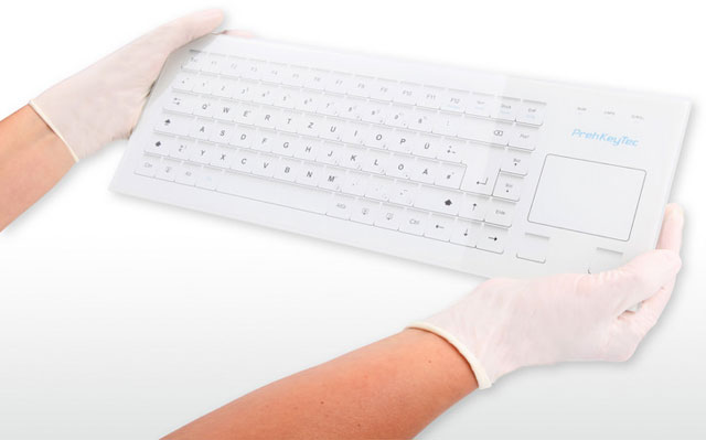 Preh KeyTec GTK86 HospiTouch Keyboard
