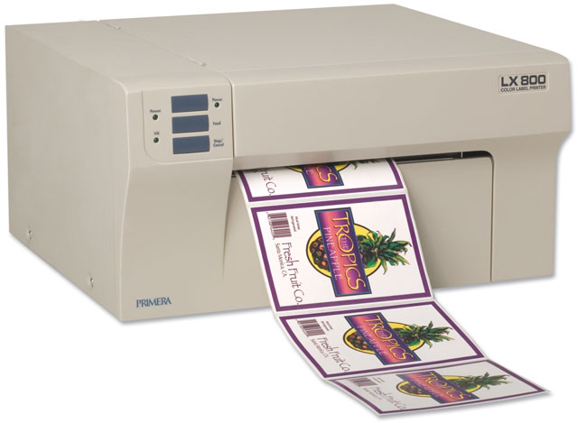Primera LX 800 Color Label Printer
